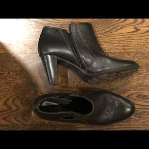 Black bootie, size 9